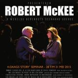 Robert McKee komt nog een keer naar Nederland