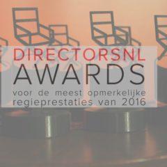 Genomineerden DIRECTORSNL AWARDS – Een overzicht
